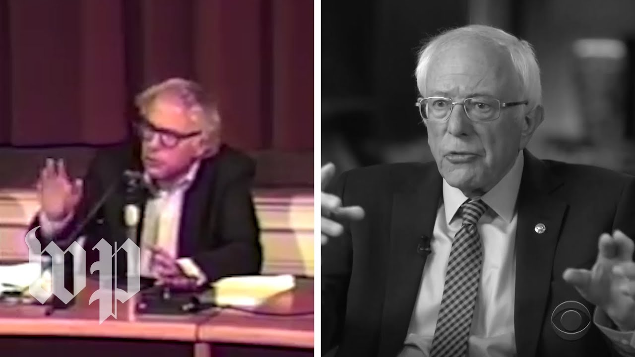 How Bernie Sanders has talked about authoritarians over the years