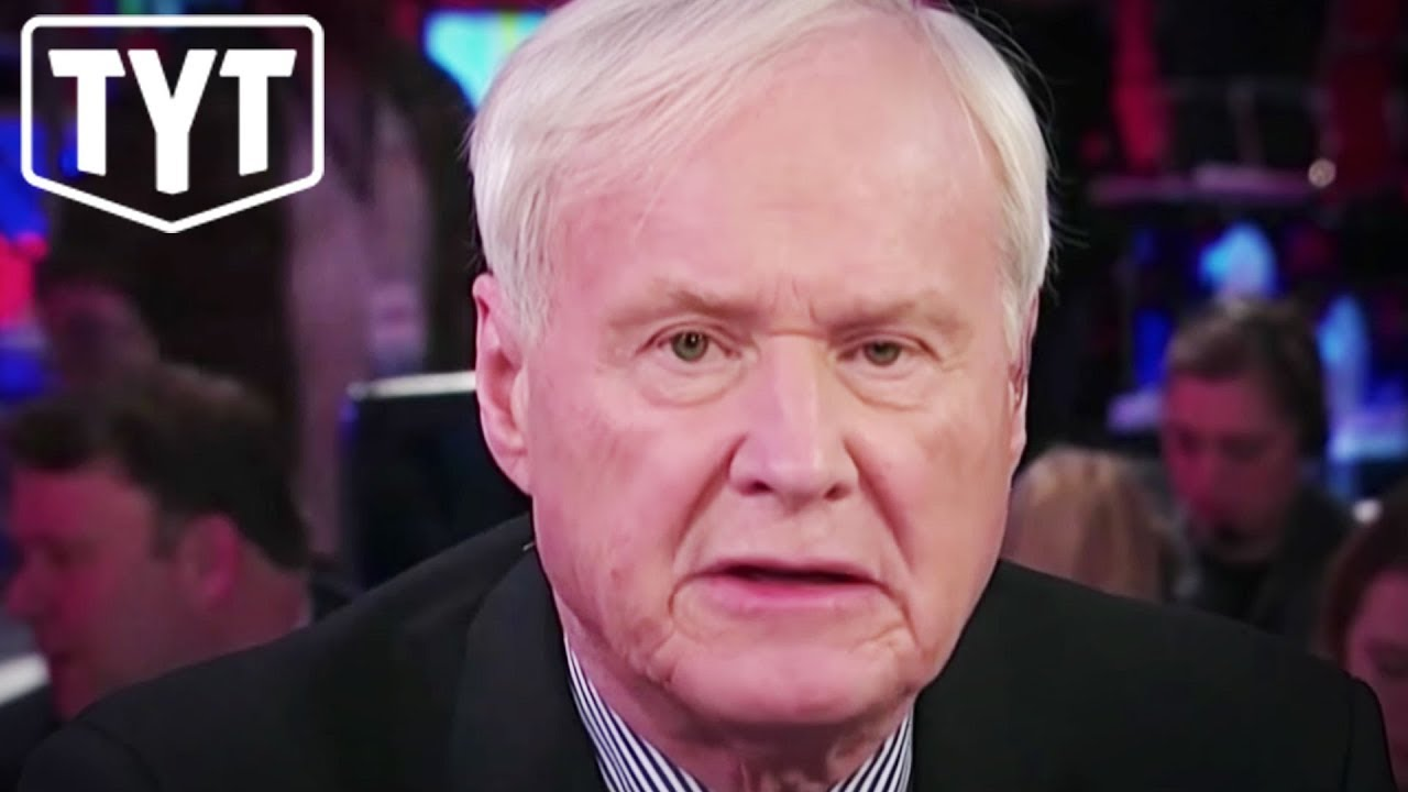 Chris Matthews' CRINGY Response To Bernie's New Hampshire Win