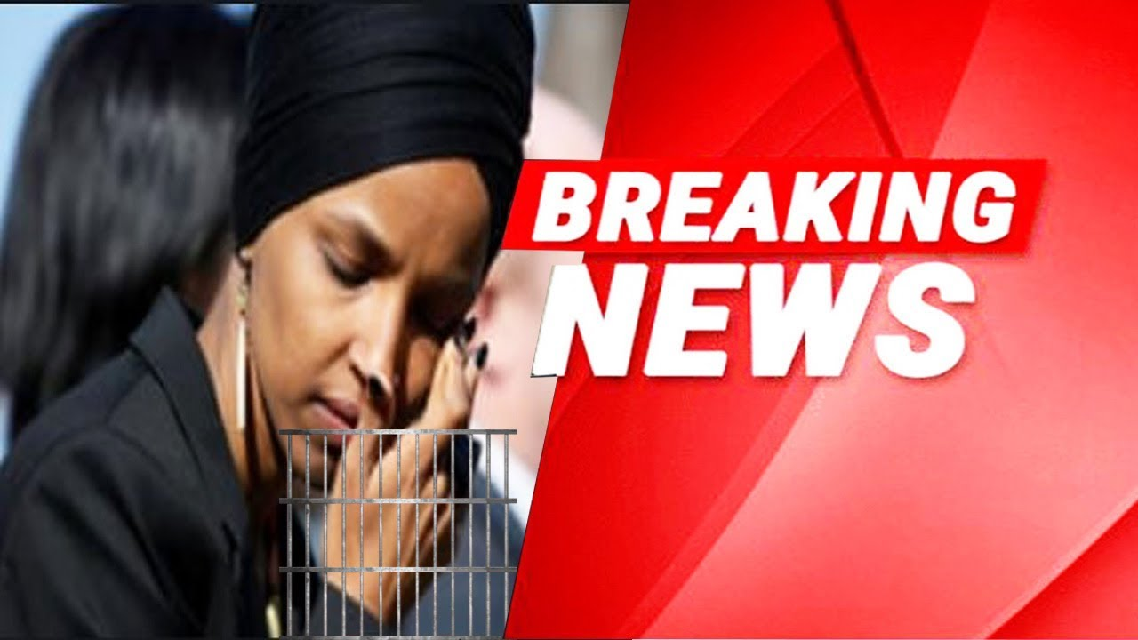 DIRTY SCHEME EXPOSED – Ilhan Omar Facing Jail Time…