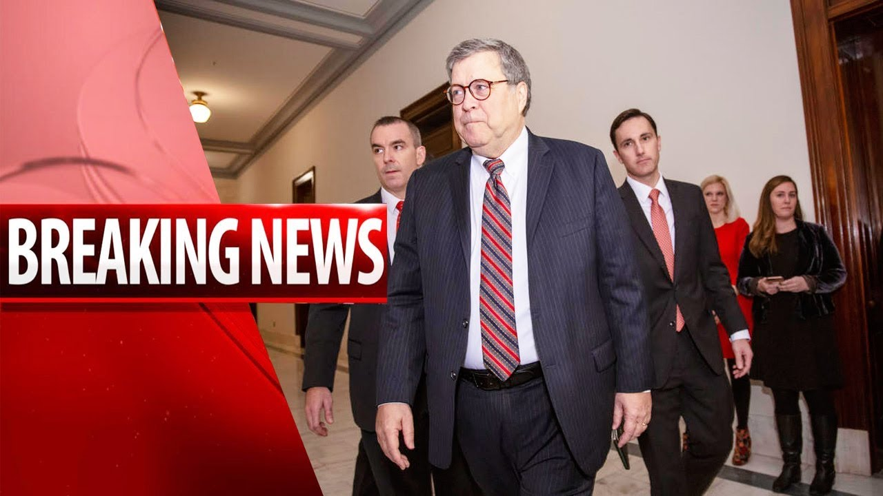 BREAKING : AG Barr Dropped the Hammer on These Democrats , They Will Hate What Happens Next – Sanctuary cities are gone.