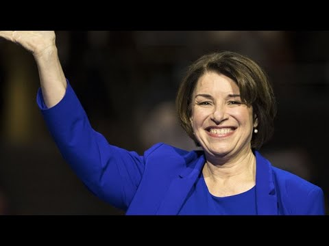 Amy Klobuchar Finishes Third in New Hampshire Primary
