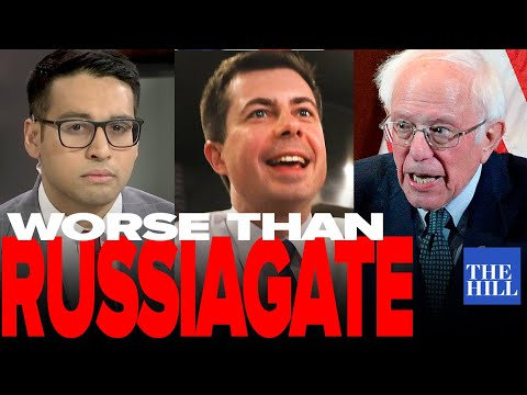 Saagar Enjeti: Iowa screw-up is worse than Russiagate ever was