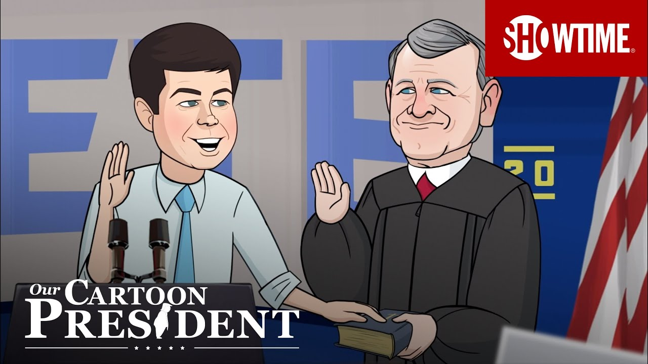 Hilarious – Democrats React to the New Hampshire Primary Results' Ep. 304 Cold Open | Our Cartoon Presidential Race