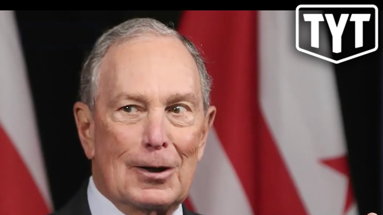 Bloomberg Campaign NDA EXPOSED