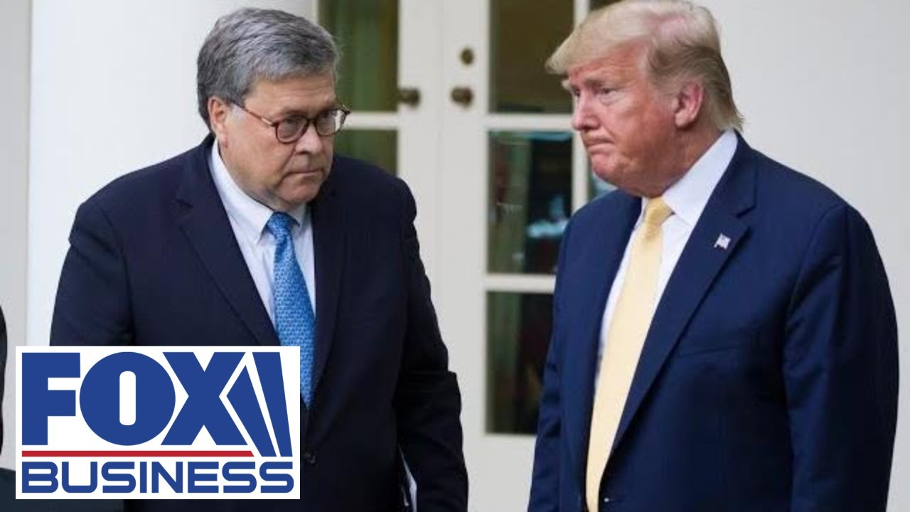 AG Barr appoints outside prosecutor to review Michael Flynn case