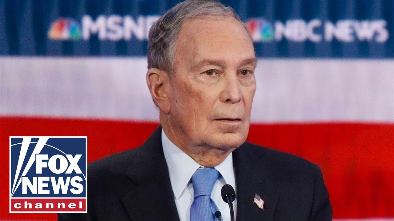 Pundits call Bloomberg's first Dem debate a 'disaster'