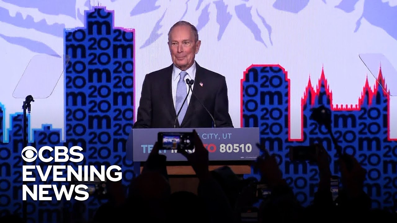 Bloomberg says his company will release women from NDAs