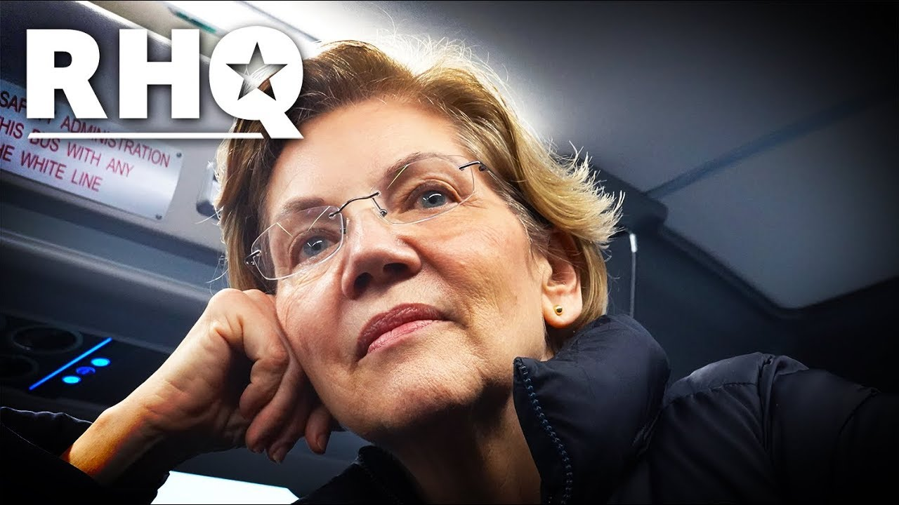 Warren's Campaign Died In New Hampshire