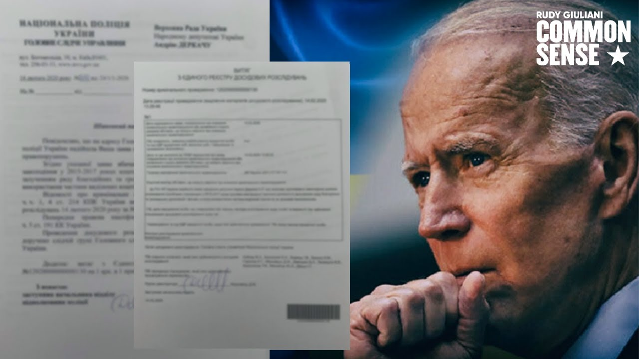 Common Sense Ep. 8   Inside the Prosecutor's File and Bombshell Documents