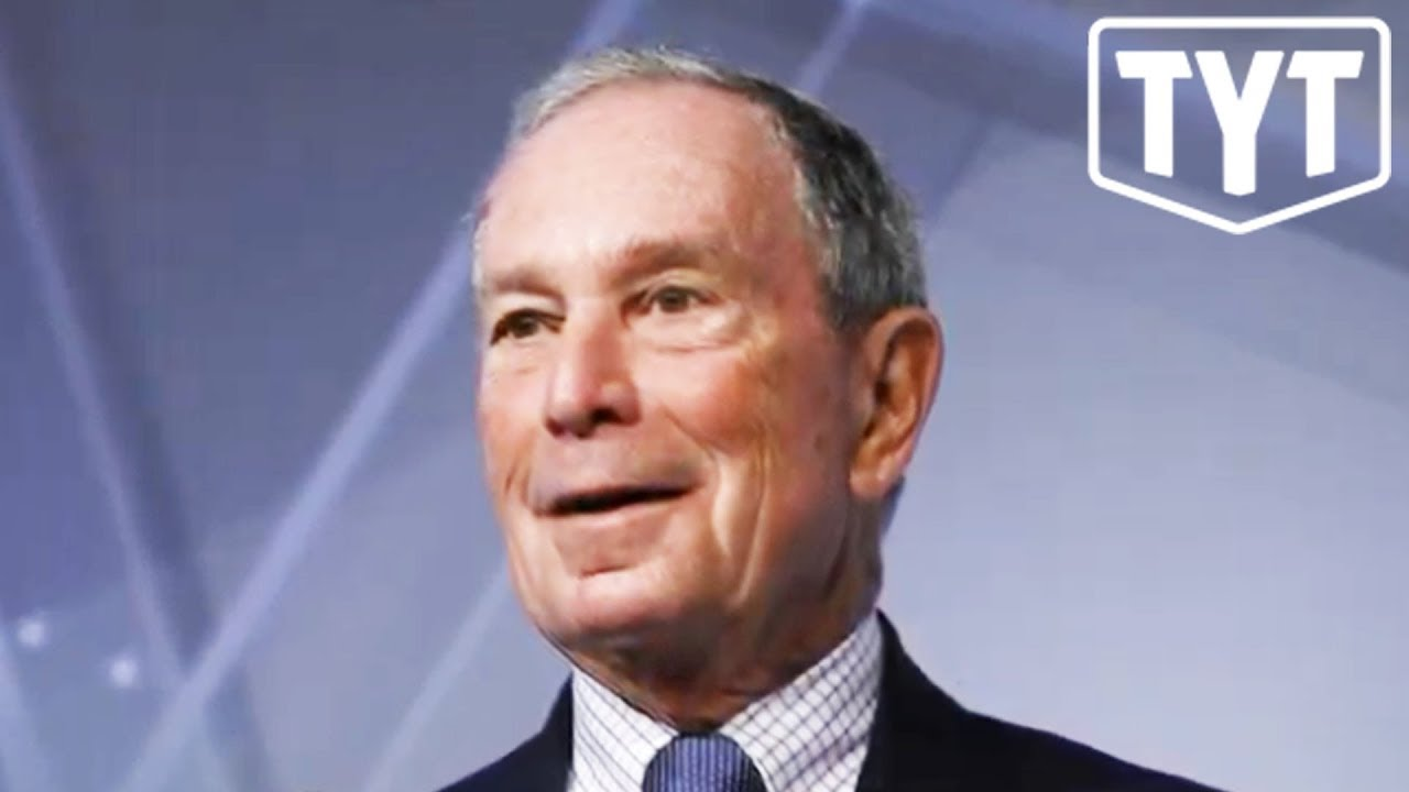 How Bloomberg Spins Backing Republicans