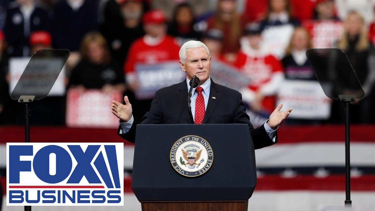 Pence: It's remarkable to see the disarray in the Democrat party