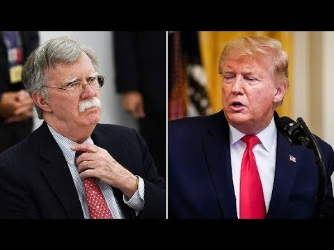 John Bolton In Hot Water – Trump Finds SMOKING GUN