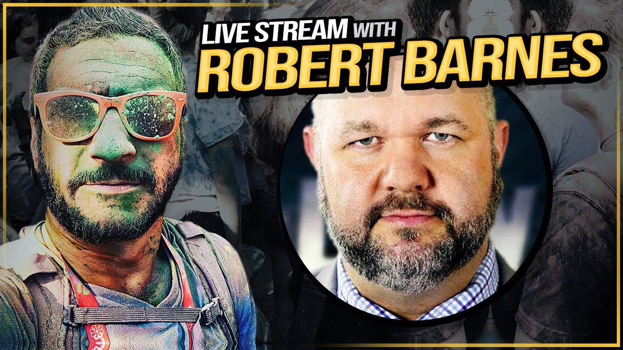 Talking Roger Stone with Attorney Robert Barnes – Viva Frei