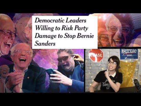 DEMOCRATS *ADMIT* THEY PLAN TO F*CK OVER BERNIE…. AGAIN