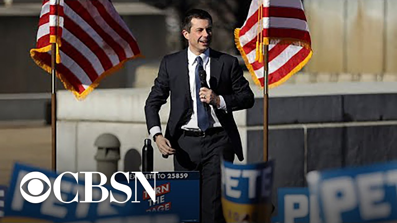 Pete Buttigieg drops out of 2020 presidential race