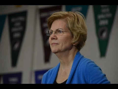 Warren Takes Shots At Bernie, Reiterates Intent To Steal Election