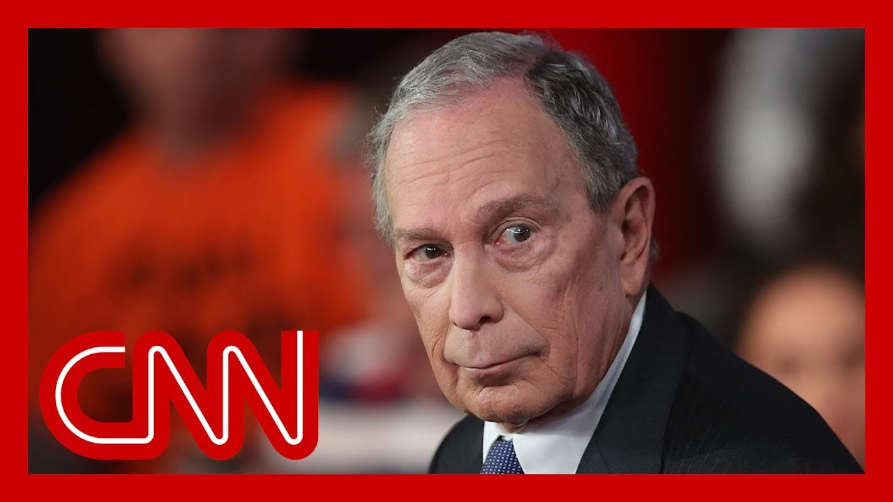 Michael Bloomberg suspends 2020 presidential campaign