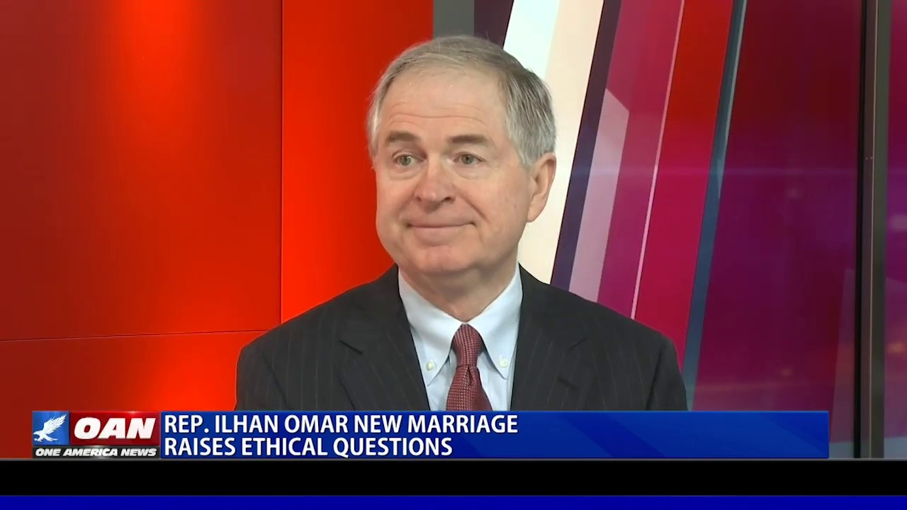 Rep. Ilhan Omar's new marriage raises ethical questions