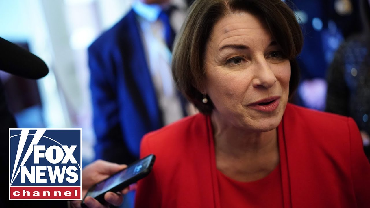 Amy Klobuchar to end campaign, set to endorse this rival