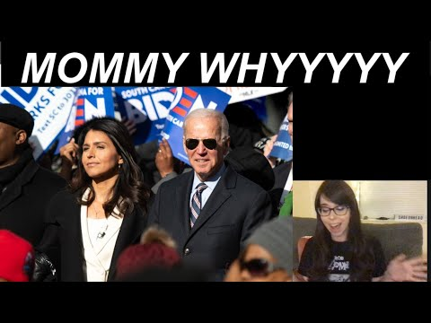 Tulsi Drops Out and Endorses BIDEN… but why?