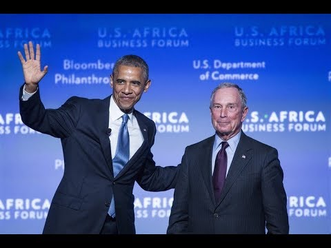 Bloomberg Can't Stop Pretending Obama Endorsed Him