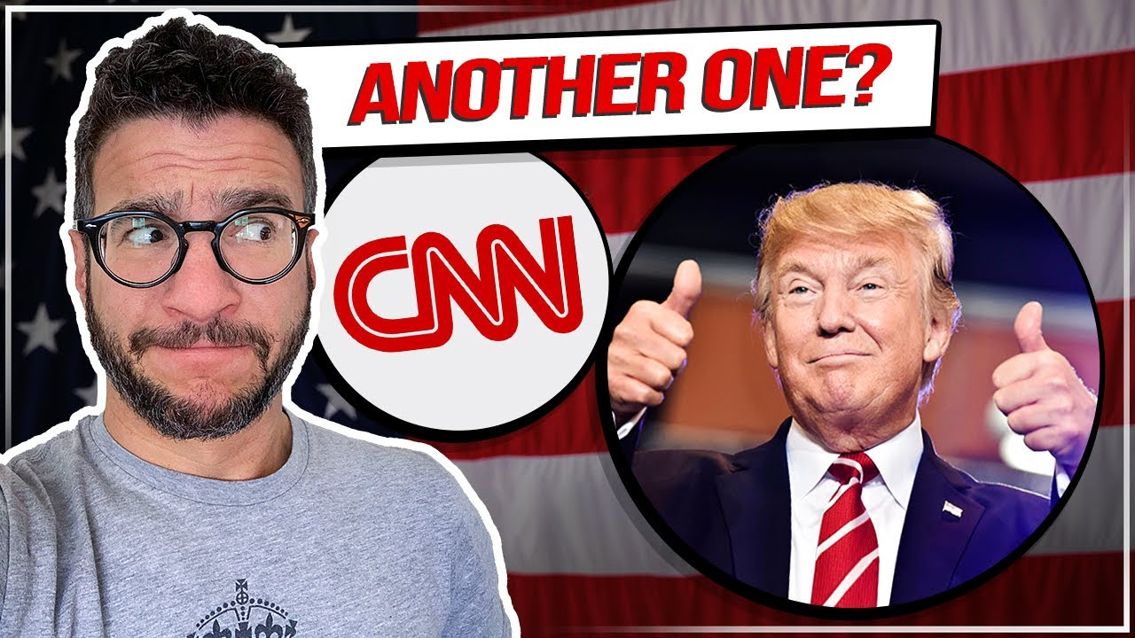 The REAL Reason Why Trump is Suing CNN for Defamation – Real Lawyer Explains – Viva Frei Vlawg