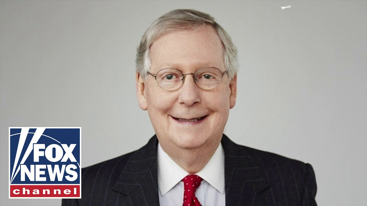 McConnell: I wish Pelosi would turn off political talking points