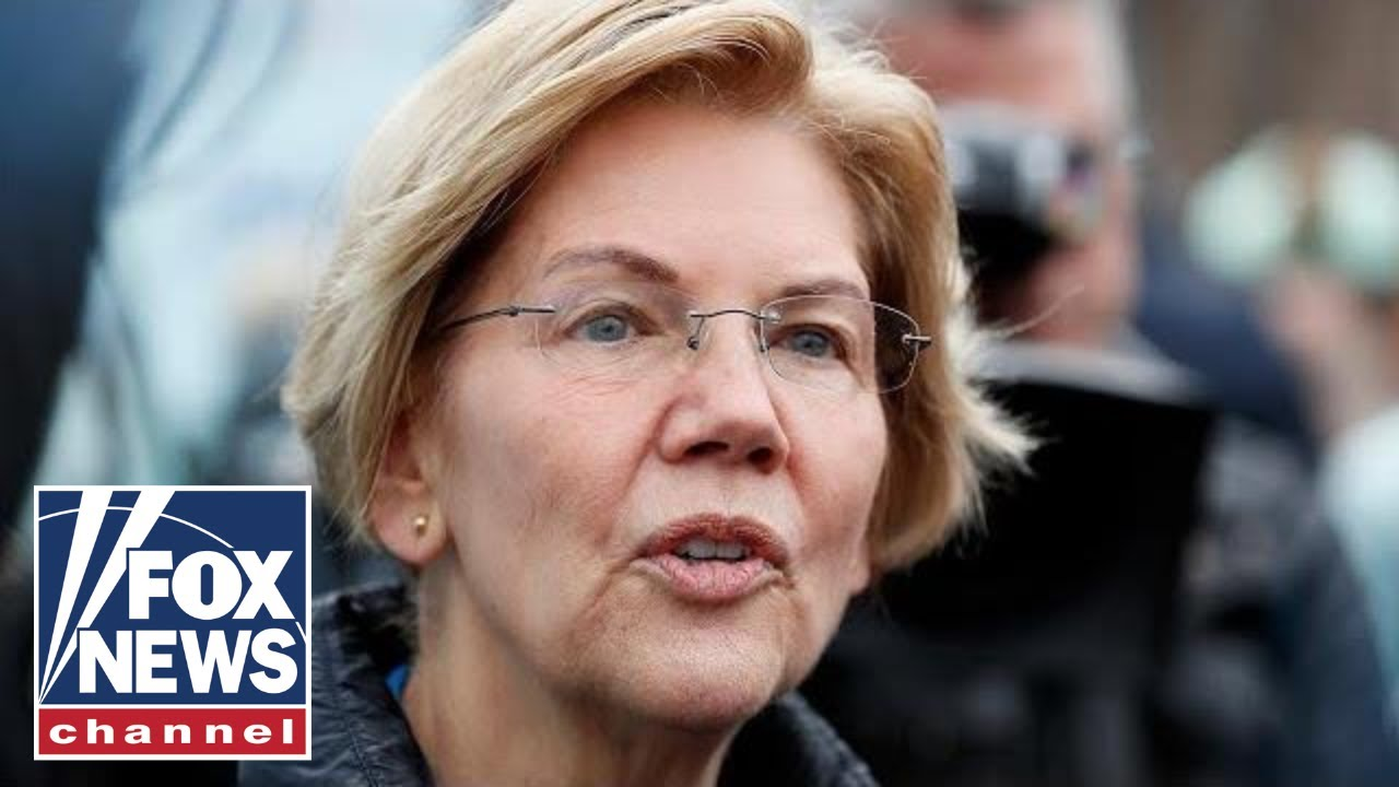 Live: Warren holds event as Super Tuesday results roll in