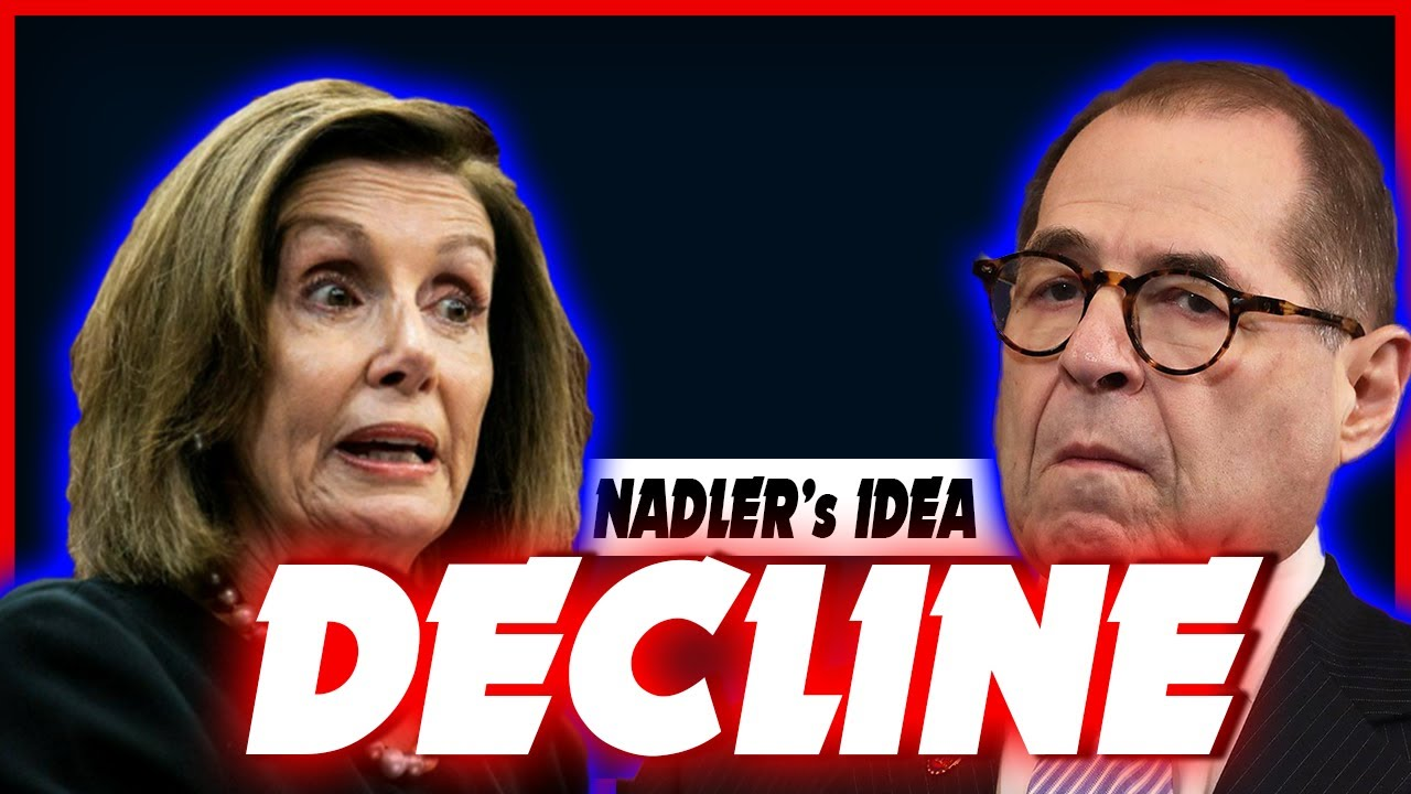 Pelosi Rejects The Idea of Closing the Capitol by Nadler