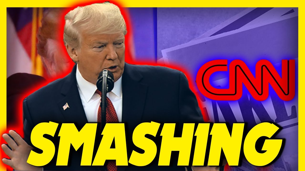 President Trump Turn The Table on the CNN Reporter after He Tries to play a Fake news game on Trump