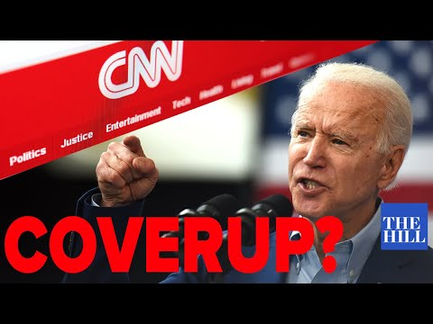 CNN, Media's BLATANT Biden cover up revealed after new audio surfaces