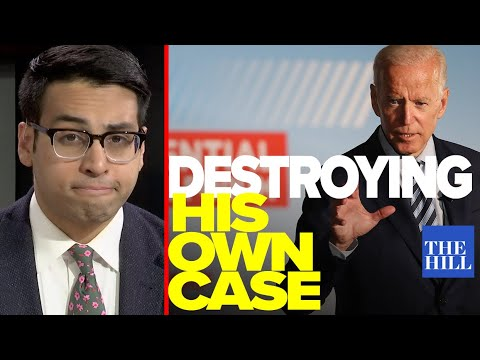 Saagar Enjeti: Biden Destroys His Own Electability Case In SHOCKING New Comments