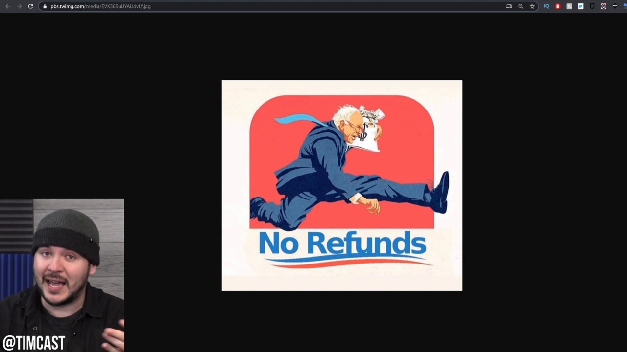 NO REFUNDS??! Where Does All of Bernie's Millions Go Now?
