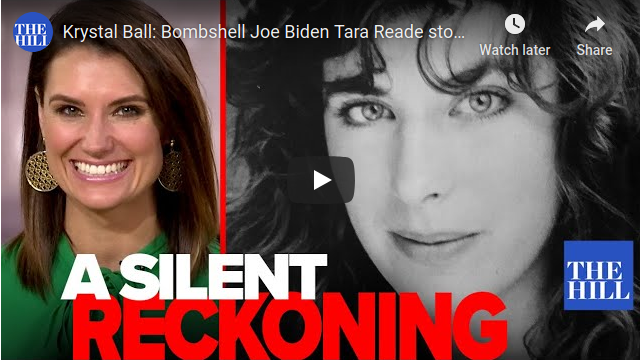 Bombshell Joe Biden Tara Reade story forces liberal feminists to reckon with silence