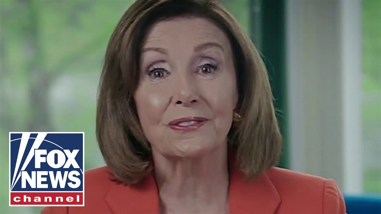 Pelosi says she's 'satisfied' with Biden's denial of sexual assault accusation