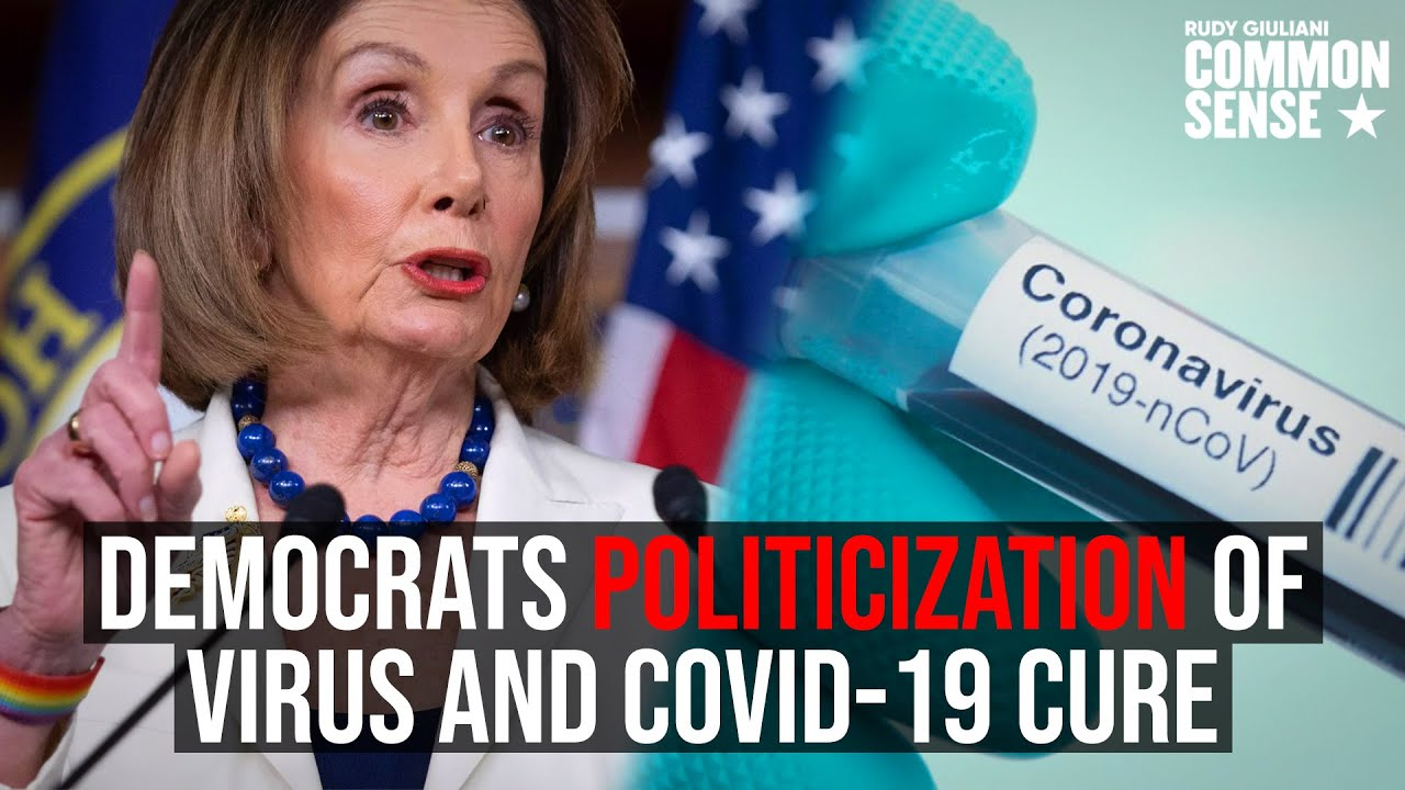 Democrats POLITICIZATION of Virus & COVID-19 CURE | Special Guests Patrick Soon-Shiong & Jenna Ellis