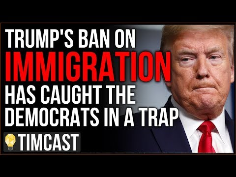 Trump Announces Ban On All Immigration, But Its A TRAP And Democrats Have Fallen Right Into it