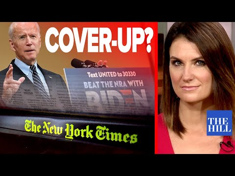 Krystal Ball: NYT CAUGHT covering up Joe Biden #MeToo allegation