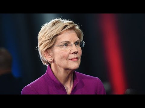 BREAKING: Elizabeth Warren Endorses Joe Biden for President