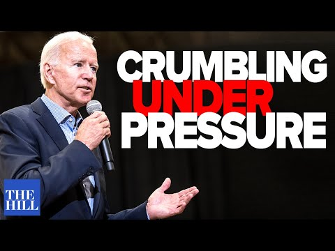 Biden CRUMBLES when reporter presses him on Hunter Biden Chinese business deals