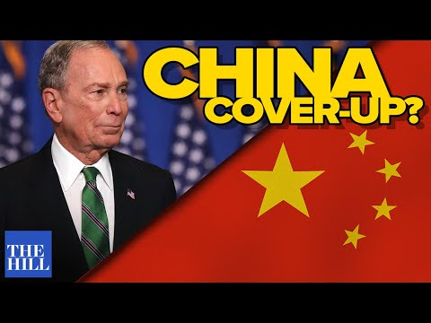 NPR reporter exposes how Mike Bloomberg covered up Chinese government corruption