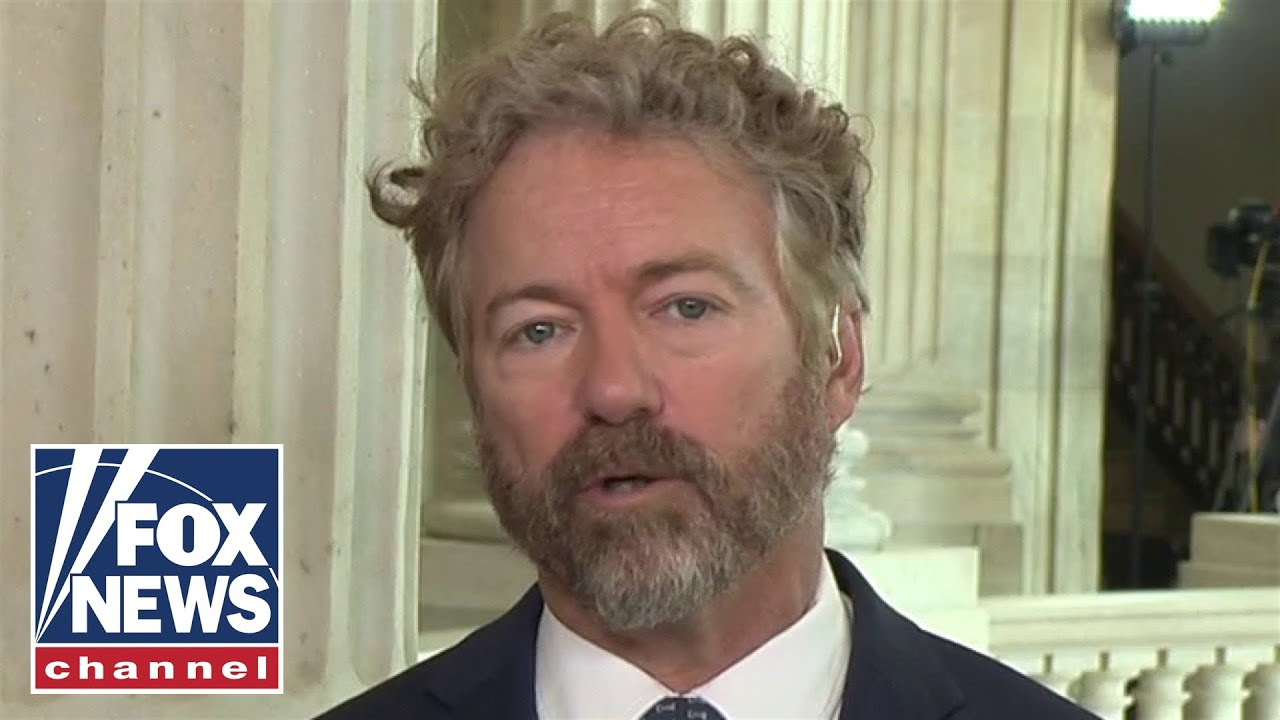 Rand Paul admits to releasing list of officials who asked to 'unmask' Flynn