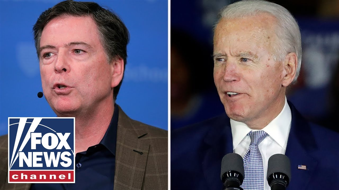 Biden, Brennan, Comey on secret list of officials who sought to 'unmask' Flynn