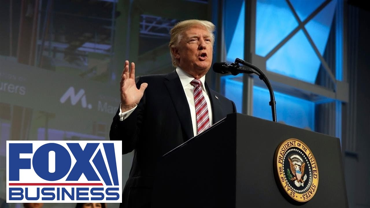Live: Trump delivers remarks at Ford Rawsonville Motor Plant