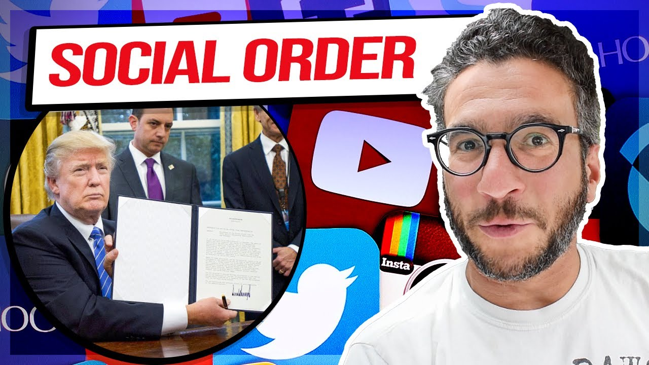Trump's Twitter Executive Order EXPLAINED