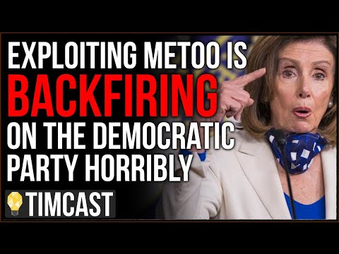 Exploiting Me Too BACKFIRED On Democrats, Nancy Pelosi SNAPS At Reporter For Calling Out Hypocrisy