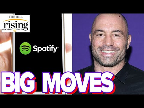 Joe Rogan STUNS with Spotify move, changes media forever