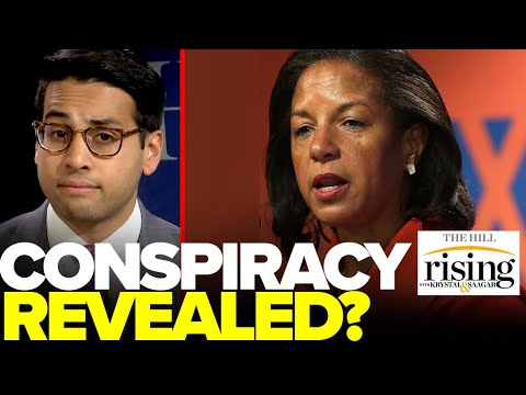 Does latest Obamagate Susan Rice BOMBSHELL show conspiracy?