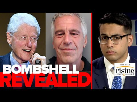 BOMBSHELL Bill Clinton revelation ignored by mainstream media