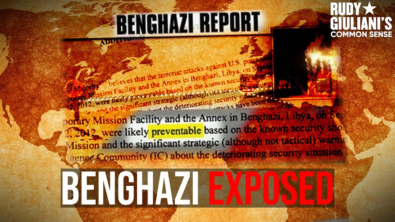 BENGHAZI EXPOSED, Interview with Mark Geist